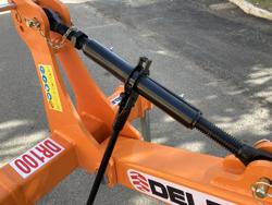 subsolador 1 diente para tractor agricola modelo dr 100