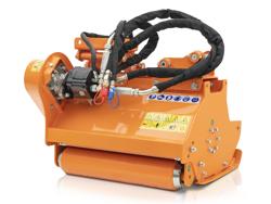 cortador hidráulico de zarzas para mini excavadora arh 80