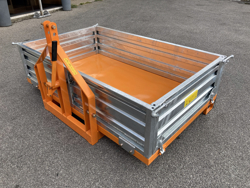 caja de transporte 180cm para enganche de tractor mod t 1800