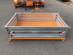 caja de transporte 200cm para tierra piedras arena etc mod t 2000
