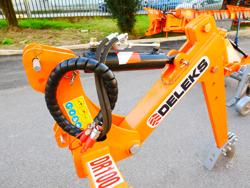 subsolador 1 diente para tractor agricola modelo dr 100h