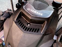 carretilla con motor yamaha md 400