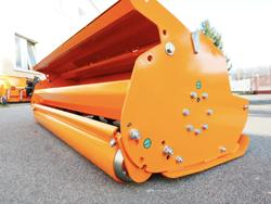 trituradora de martillos lateral alce 140 con cardan