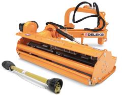 trituradora de brazo alce 200 con martillos para tractores