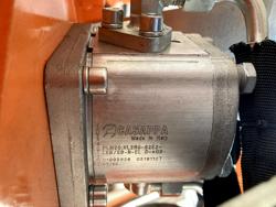trituradora de brazo para tractor con cabezal de corte mod airone 60