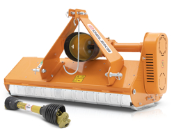 desbrozadora de martillos ligera lince 100 para tractor