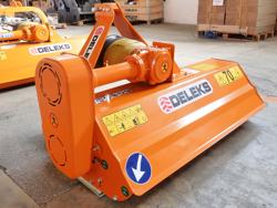 desbrozadora de martillos lince 120 para tractor tipo kubota iseki yanmar