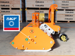 desbrozadora de martillos lince sp120 para pequeno tractor