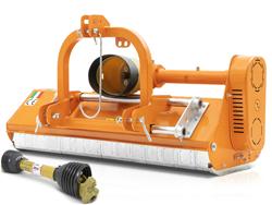 trituradora de martillos o cuchillas lince sp140 para tractor