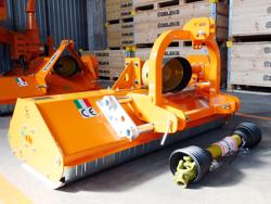 trituradora de martillos lince sp165 desplazable para tractor