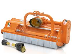 desbrozadora de martillos leopard 160 sp para tractor 40 70cv