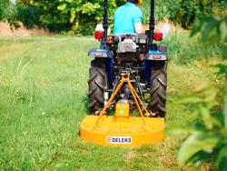cortadora de césped buggy 100 para tractor