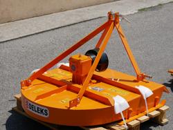 cortadora de césped para tractor kubota iseki etc modelo buggy 120