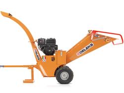 trituradora de ramas dk 1300e bs con rodillo de alimentacion hidraulico