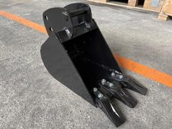 cuchara para miniexcavadora b 200