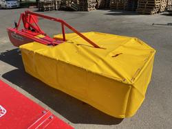 segadora rotativa para tractor dfr 165