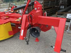 rotorklippar för traktorer dfr 185h