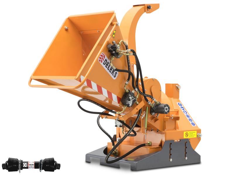 trituradora-de-ramas-hidráulica-dk-1500-reduccion-del-tamaño-de-las-virutas