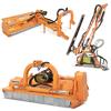 desbrozadoras de martillos picadoras trituradoras trinchadoras laterales desbrozadoras de brazo cortacéspedes