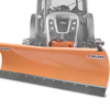palas quitanieves con placa y levantamiento hidráulico palas para tractor deleks