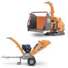 biotrituradores de gasolina profesionales trituradoras de ramas para tractor trituradoras de ramas de disco