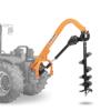 perforadoras para tractor con barrenas intercambiables